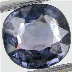 2.55ct Oval Top Silver Blue Spinel  (GEM-44181)