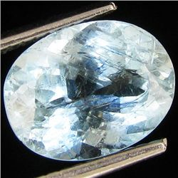 2.92ct Strong Blue Aquamarine (GEM-49101)