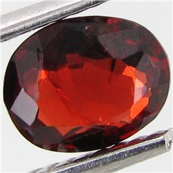 1.1ct Top Blood Red Spinel Oval (GEM-35053E)