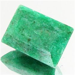 26.58ct Excellent Rectangle Cut S. American Emerald (GEM-21712)