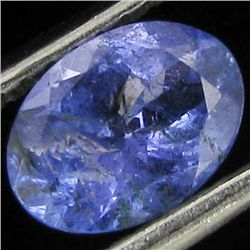0.83ct Top Color Tanzanite Oval (GEM-38846)