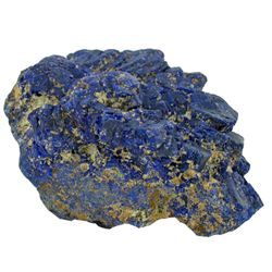220ct All Azurite Crystal Cluster No Base Material (MIN-000774)