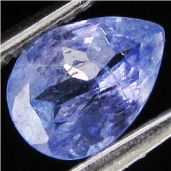 0.59ct Top Color Tanzanite Pear (GEM-38934)
