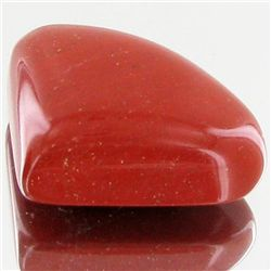 33ct Red Jasper Cabochon (GEM-20846)