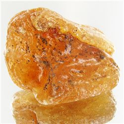 125ct Large Amber Chunk With Inclusions (MIN-001505)