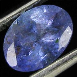 0.73ct Top Color Tanzanite Oval (GEM-38837)