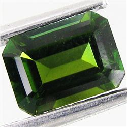 1.03ct Brazil Vvs Chrome Green Tourmaline (GEM-24738)