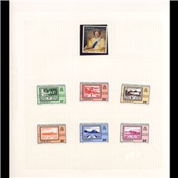 Jersey Mint Margin Single Album Page 7 Pcs (STM-0660)