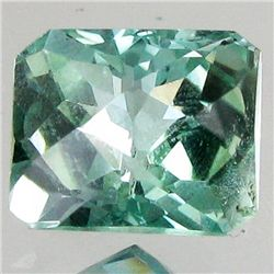 7.25ct Strong Green Kunzite Cushion (GEM-43396)