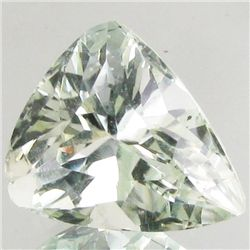 9.4ct Strong Green Kunzite Trillion (GEM-43182)