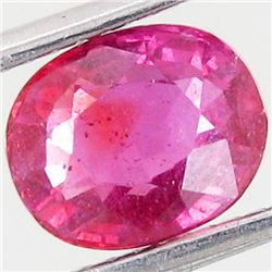 2.15ct Pink Ruby Madagascar Heated Only (GEM-8782)