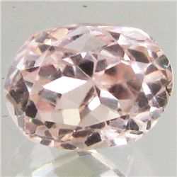 7.1ct Strong Green Kunzite Oval (GEM-43076)
