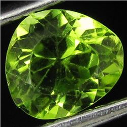 1.2ct Fire Green Peridot Pear (GEM-44054)