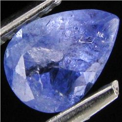 0.77ct Top Color Tanzanite Pear (GEM-38936)