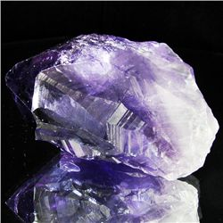 375ct Large Purple Amethyst Single Crystal (MIN-001378)