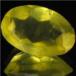 25.49ct Untreated Natural Lemon Citrine Oval (GEM-39182)