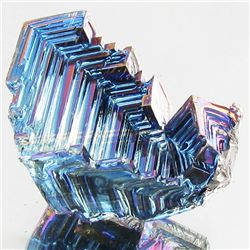 62.39ct Rainbow Bismuth Crystal (MIN-000759)