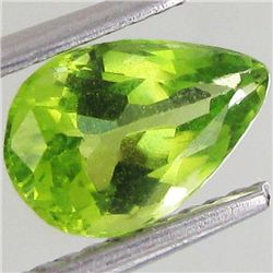 1.25ct Green Peridot Pear (GEM-43197)