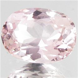 6.3ct Sparking Top Pink Kunzite Oval (GEM-43747)