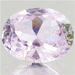 5.05ct Strong Pink Kunzite Oval (GEM-43346)