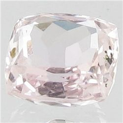 3.4ct Sparking Top Pink Kunzite Cushion (GEM-43776)