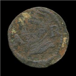 300AD Roman Bronze Coin Higher Grade (COI-8979)