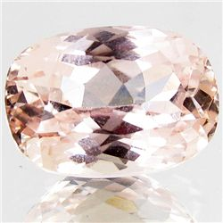 10ct Sparking Top Pink Kunzite Oval (GEM-43750)