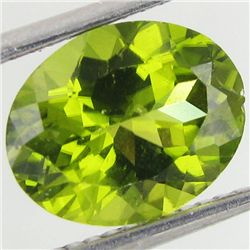 2.34ct Top Pakistan Peridot Oval (GEM-48624)
