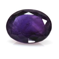 Natural Amethyst 13.20ctw Oval Cut