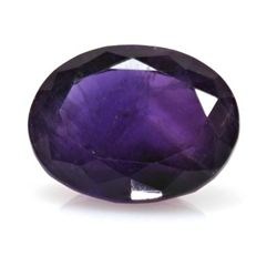 Natural Amethyst 9.66 ctw Oval Cut