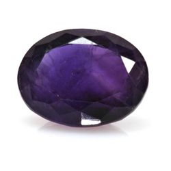 Natural Amethyst 11.19 ctw Oval Cut
