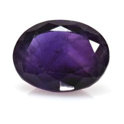 Natural Amethyst 12.43 ctw Oval Cut