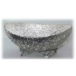 330 Grams Aluminium Fruit Bowl