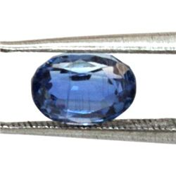 Natural Oval Cut Kyanite Loose Stone 2.20 ctw.