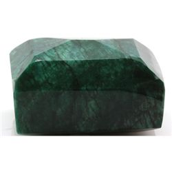 Natural African Emerald Loose 289.9ctw Square Cut