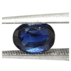 Natural Oval Cut Kyanite Loose Stone .085 CTW.
