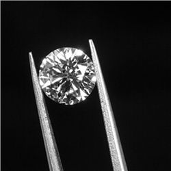 Diamond GIA Certificate# 2141095882 Round 1.01ct G,VS2