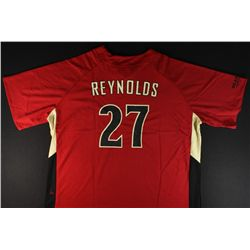 Mark Reynolds Unsigned Arizona Diamondbacks Jersey - Size XL