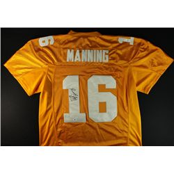 Peyton  Manning Signed Tennessee Jersey (GA COA)