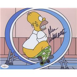 Dan Castellaneta Signed Simpsons 8x10 Photo (JSA COA)