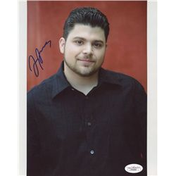 "Jerry Ferrara Signed 8x10 Photo: ""Entourage"" (JSA COA)"