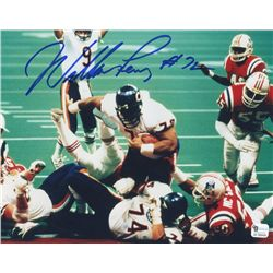 William Perry Signed Bears 8x10 Photo (GA COA)
