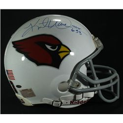 Kurt Warner Signed Cardinals Full-Size Authentic Pro-Line Helmet (Tristar COA)