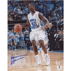 Harrison Barnes Signed North Carolina 8x10 Photo (GA COA)