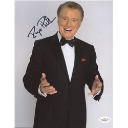 Regis Philbin Signed 8x10 Photo (JSA COA)