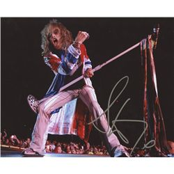 Steven Tyler Signed Aerosmith 8x10 Photo (PAAS COA)