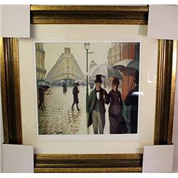 Gustave Caillebotte Limited Edition