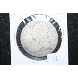 1833 Liberty Bust Half Dollar