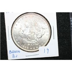 1888 Silver Morgan $1; Choice BU