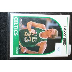 1989 NBA Larry Bird-Boston Celtics Basketball Trading Card